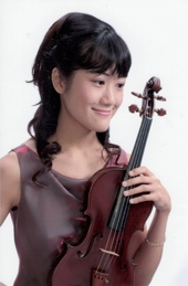 バイオリン 廣野 夏子 Hirono Natsuko