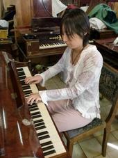 ピアノ,チェンバロ、楽典、幼児音楽 大坪 多美子 Otsubo Tamiko