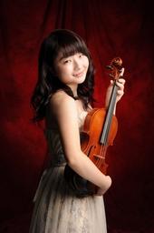 ヴァイオリン 杉山 まどか Sugiyama Madoka